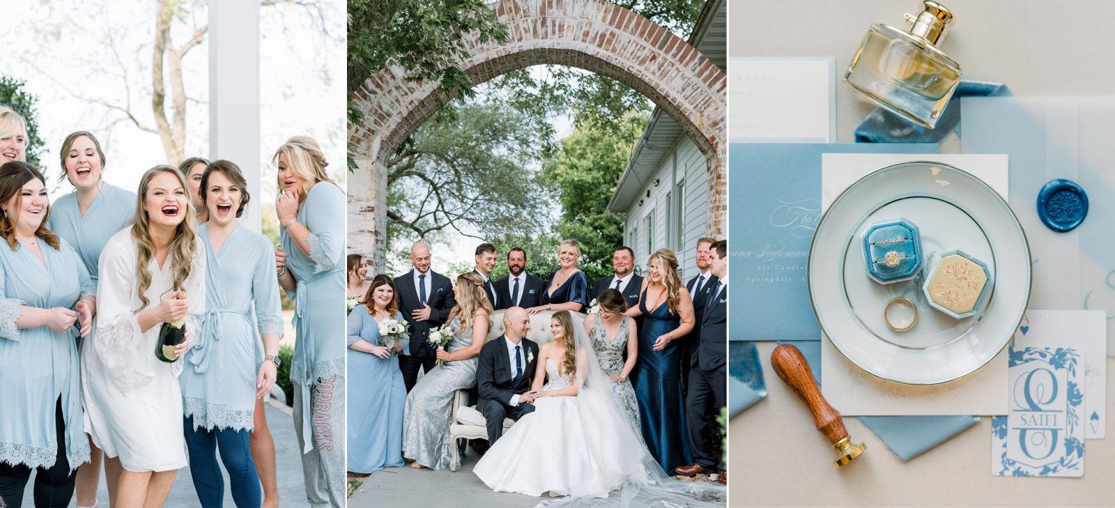 best northwest arkansas wedding photographer